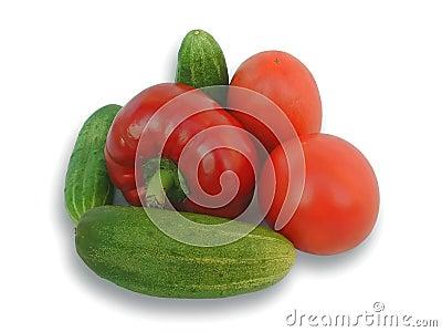 Most natural vegetables