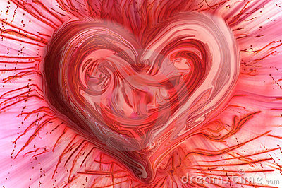 Most passionate heart