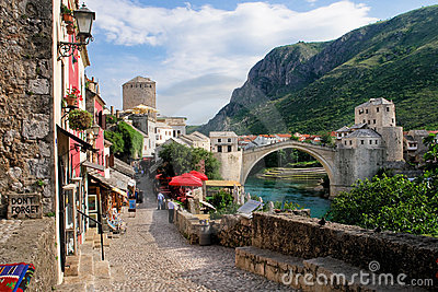 Mostar - Bosnia and Herzegovina