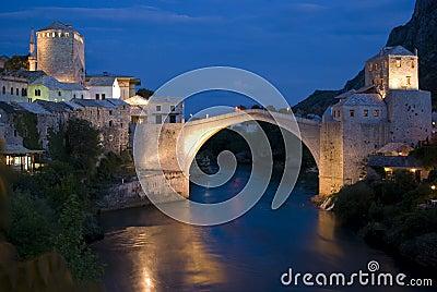Mostar Bridge, Mostar, Bosnia & Herzegovina