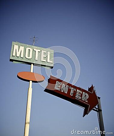 Free Motel Stock Photography - 51031312