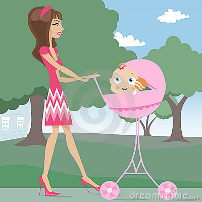 Free Mother And Baby Royalty Free Stock Photos - 10917178