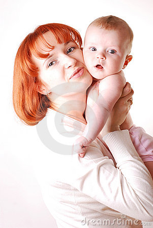 Free Mother And Baby Royalty Free Stock Photography - 13991317