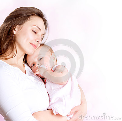 Free Mother And Baby Stock Image - 31149461