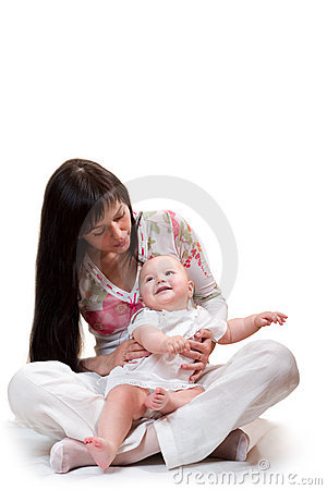 Free Mother And Child Stock Images - 1642994
