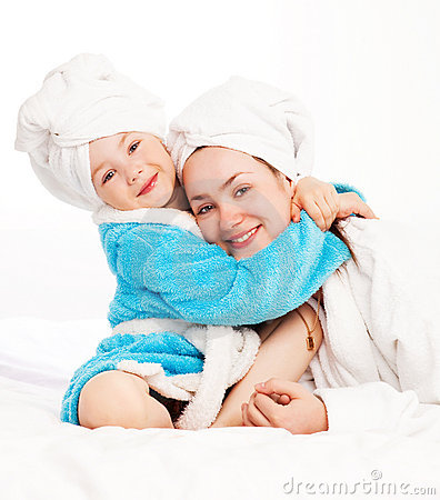 Free Mother And Daughter Stock Photo - 19700240