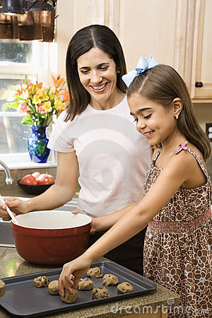 Free Mother And Daughter. Royalty Free Stock Images - 4246469