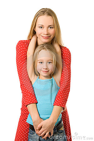 Free Mother And Daughter Stock Photography - 5142122