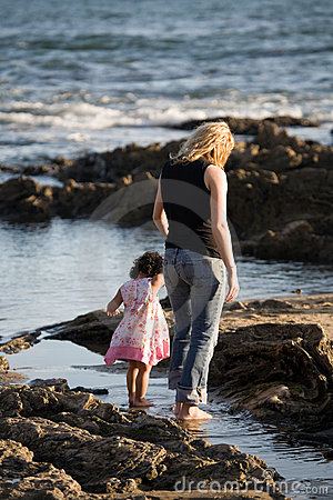 Free Mother And Daughter Stock Photos - 700513