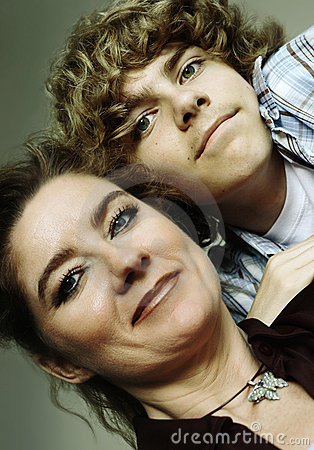 Free Mother And Son Royalty Free Stock Photography - 2839157