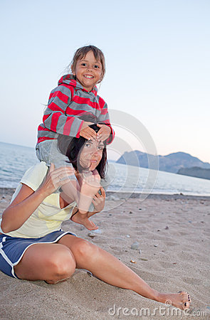 Mother And Daughter Stock Images - Image: 26331034
