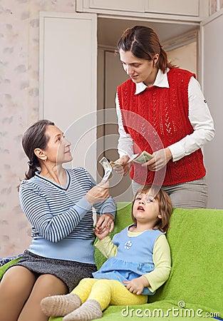 Mother hires nanny