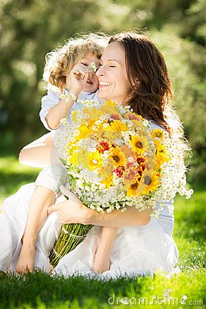 Free Mother`s Day Royalty Free Stock Images - 28683749