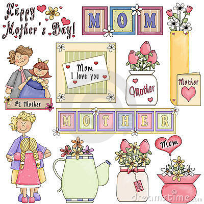 Mother s Day Clipart 2