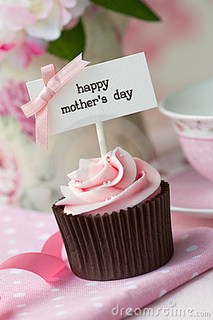 Mother s day cupcake