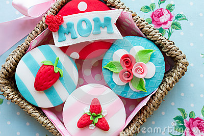 Mother s day cupcakes