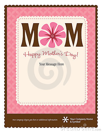Mother s Day Flyer/Poster Template