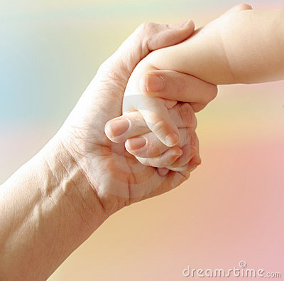 Free Mother S Hand Stock Photography - 159262