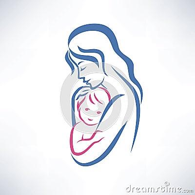 Mother Son Symbols