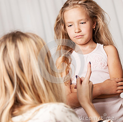 mother and daughter relationship issue