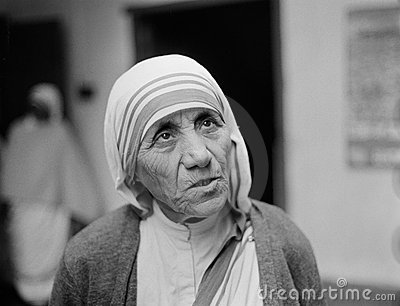 Mother Teresa Editorial Photography