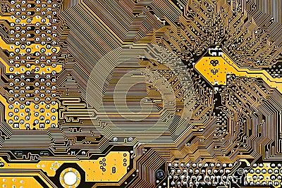Motherboard circuit board