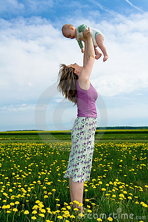 Free Motherhood Royalty Free Stock Photo - 2396325