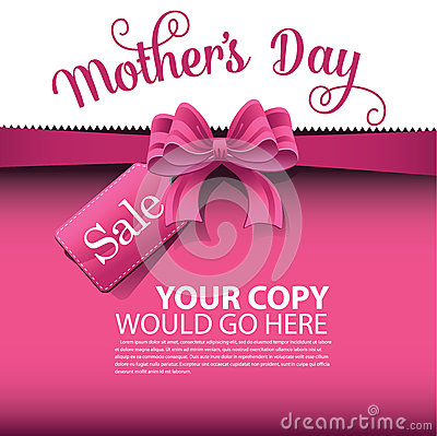Free Mothers Day Sale Background EPS 10 Vector Stock Image - 51671781
