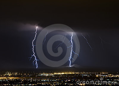 Mothership Lightning