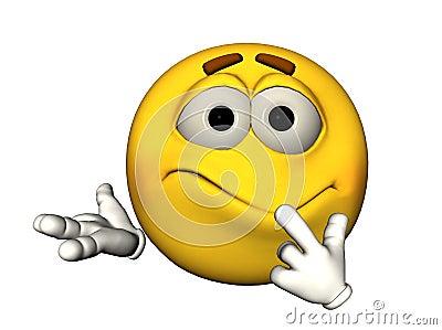 """VOTE: """"La plus belle FJR du forum"""" questions et commentaires - Page 2 Moticne-3d-souriante-confuse-14427856"""