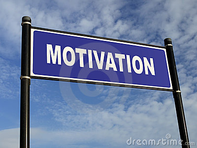 Motivation signpost