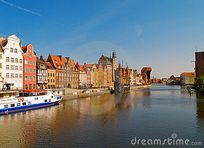 река motlawa gdansk обваловки
