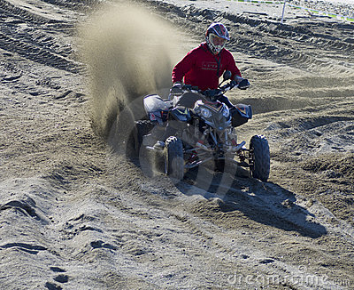 Moto cross Editorial Photo