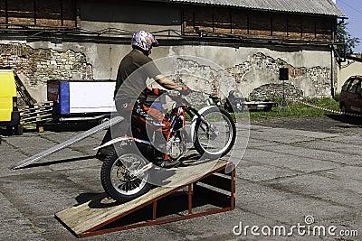 Moto crossing Editorial Photography