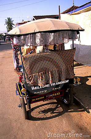 Moto driver- Siem Reap, Cambodia.