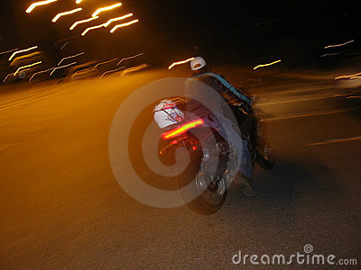 Moto effect