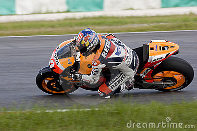 Moto GP Superbikes Editorial Image