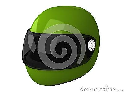 Moto Helmet | 3D