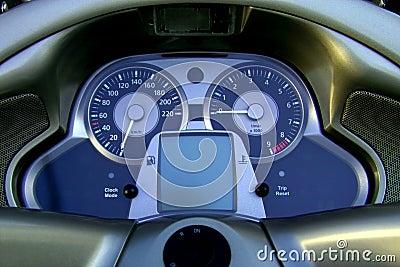 Moto panel