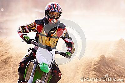 Moto x rider cu