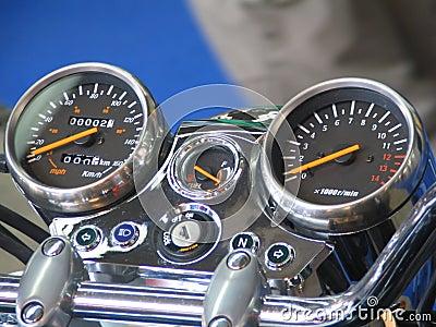 Motobike command table
