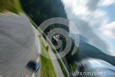 Motobike drive