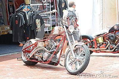 Motobike easy rider Editorial Stock Photo