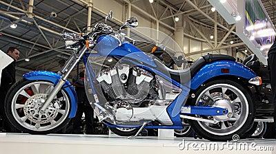 Motobike Honda Fury Editorial Image