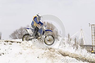 Motocross Editorial Stock Photo