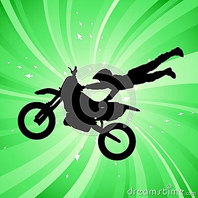 Free Motocross Royalty Free Stock Image - 19557646