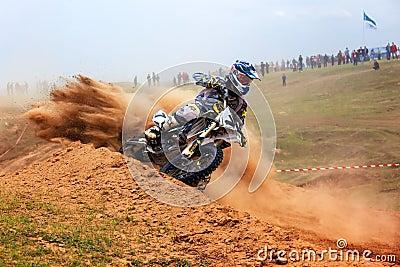 Motocross Editorial Image
