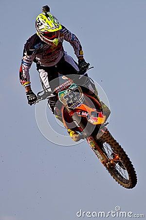 Free Motocross Royalty Free Stock Photography - 29840237