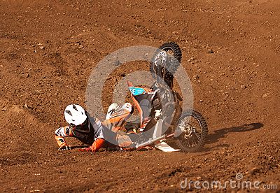 MOTOCROSS-33-MX 65cc Editorial Image