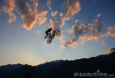 Motocross Editorial Image